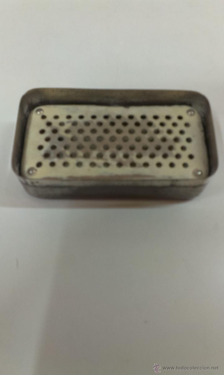 Antigüedades: ESTERILIZADOR ANTIGUO PARA INSTRUMENTAL MEDICO - Foto 2 - 44041233