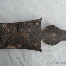Antigüedades: ANTIGUA CERRADURA.. Lote 44041647