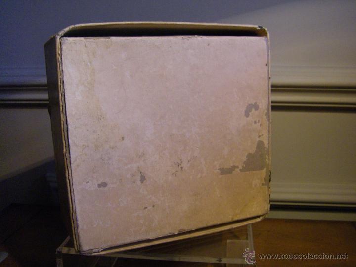 Antigüedades: Antigua máquina de coser Singer fabricada en USA conserva su caja original - Foto 13 - 44050431