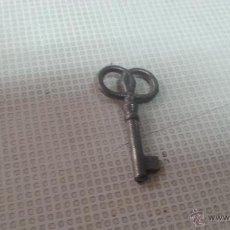 Antigüedades: LLAVE -ANTIGUA -CASI 3 CENTIMETROS-2083 31. Lote 44073840