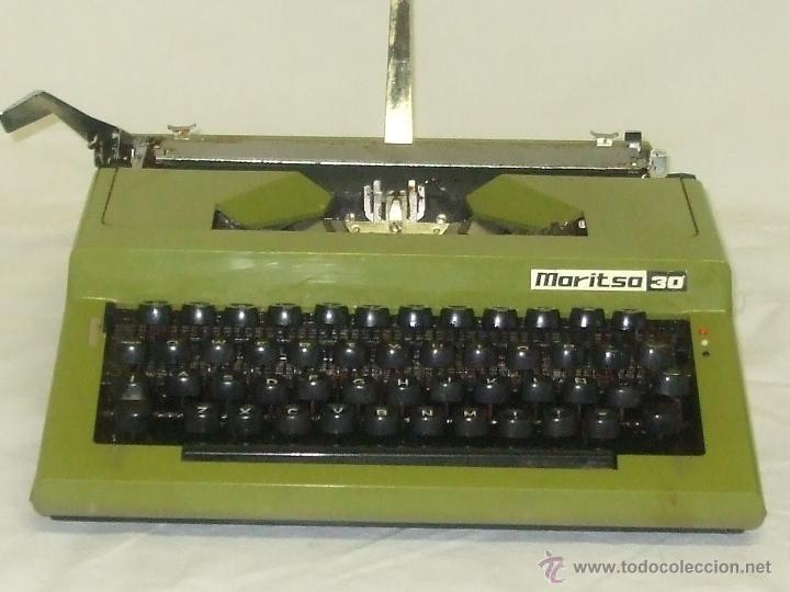 MARITSA 30 (Antigüedades - Técnicas - Máquinas de Escribir Antiguas - Otras)