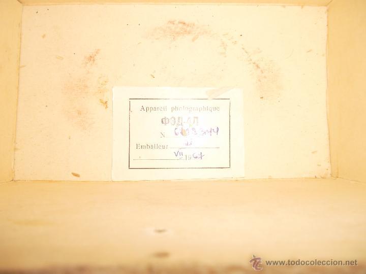 Antigüedades: camara de foto fender 4 - Foto 2 - 44157030