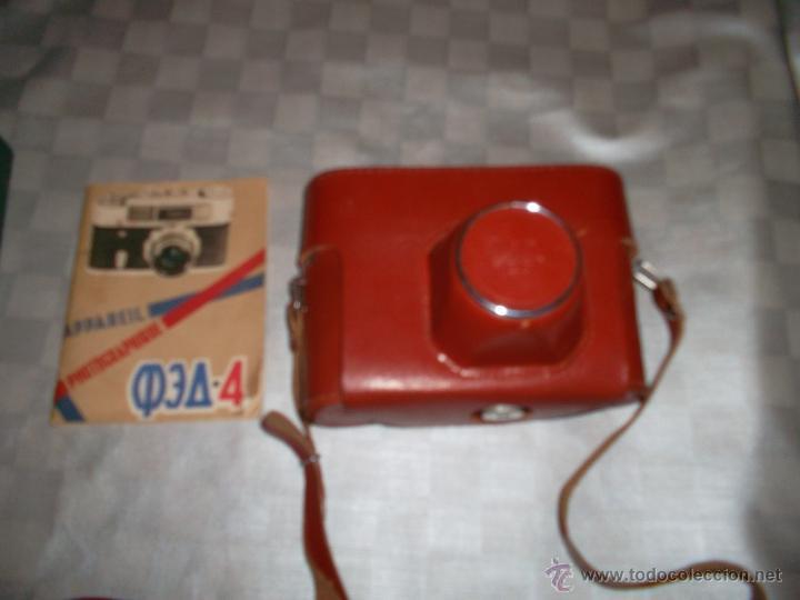 Antigüedades: camara de foto fender 4 - Foto 3 - 44157030