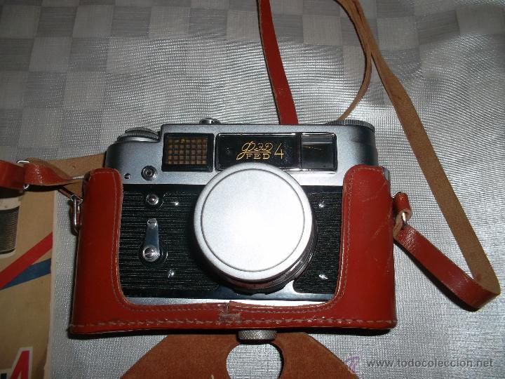 Antigüedades: camara de foto fender 4 - Foto 4 - 44157030