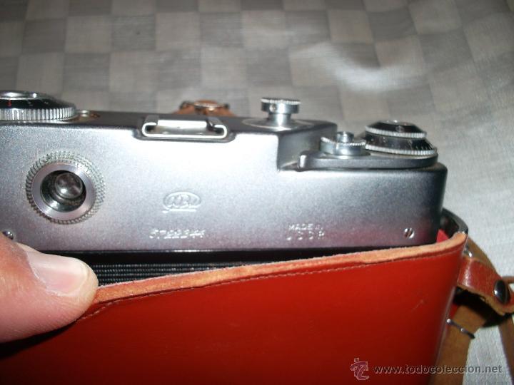 Antigüedades: camara de foto fender 4 - Foto 5 - 44157030
