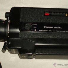 Antigüedades: CAMARA DE VIDEO CANON 310 XL SIN USAR . Lote 44315830
