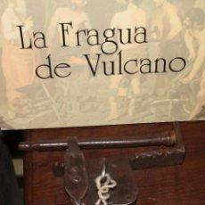 Antigüedades: CERROJO 1800'S CIERRE DE SEGURIDAD. Lote 44359976