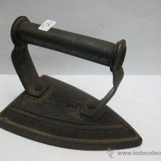 Antigüedades: PLANCHA ANTIGUA DE HIERRO. Lote 44465009