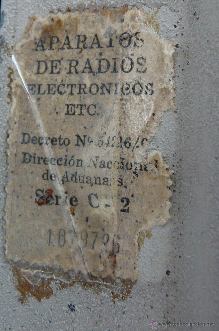 Antigüedades: PROYECTOR DIAPOSITIVOS ELMO - SLIDE PROJECTOR CS-II - Foto 4 - 44604804