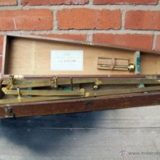Antigüedades: RARISIMO PANTOGRAFO ORIGINAL - APROX. 1870-90. Lote 44728490
