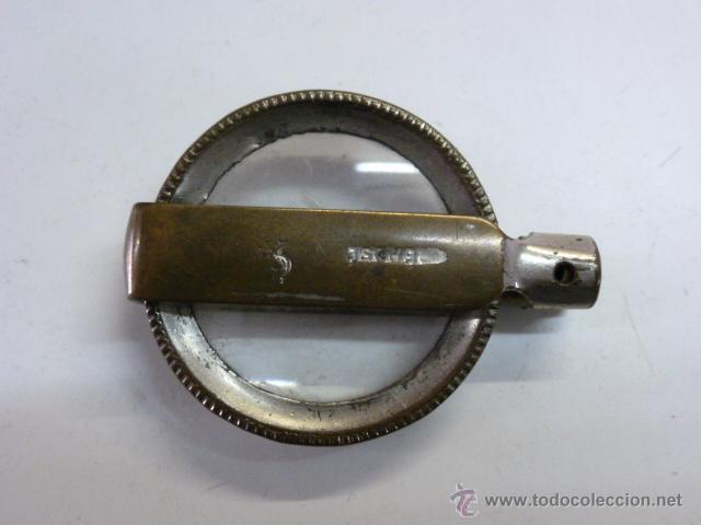 Antigüedades: Pequeña lupa Depose - Foto 2 - 44885755