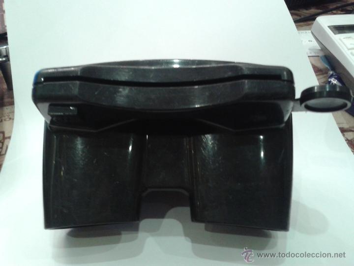 Antigüedades: VISOR MARCA IMAGE 3D EN COLOR NEGRO - Foto 3 - 44907103