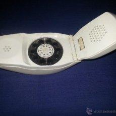 Teléfonos: TELEFONO ANTIGUO ITALIANO GRILLO EN COLOR BLANCO. Lote 44931063