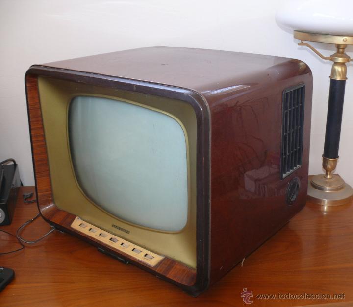 vip! television antigua valvulas telefunken tv - Comprar ...