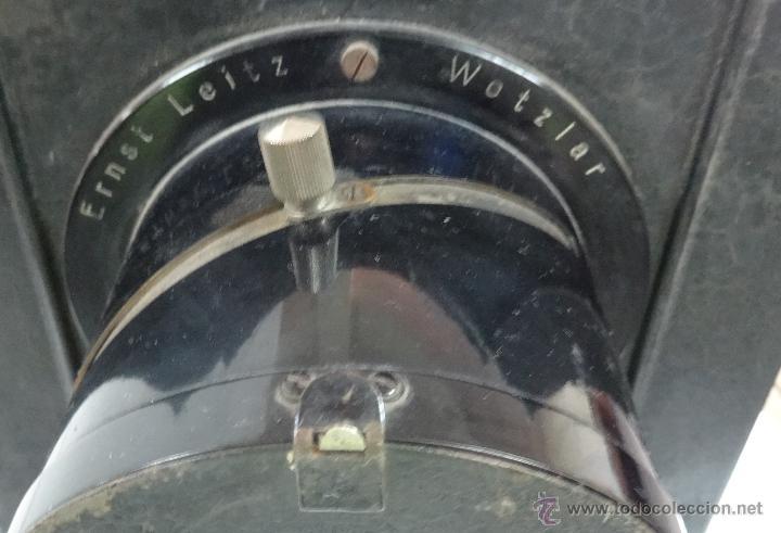 Antigüedades: VISOR ERNST LEITZ WETZLART - XXX 050 - Foto 11 - 42974316