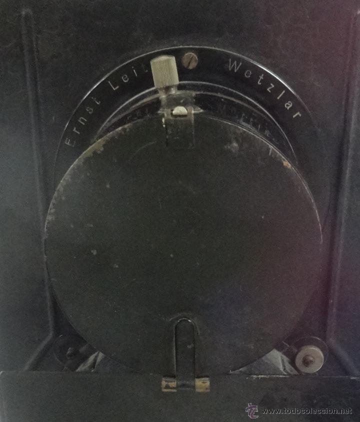 Antigüedades: VISOR ERNST LEITZ WETZLART - XXX 050 - Foto 13 - 42974316