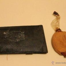Antigüedades: PULVERIZADOR ESPECIFICO CONTRA EL ASMA MODELO Nº 1, PARIS 1900 APROXIMADAMENTE. Lote 45144830