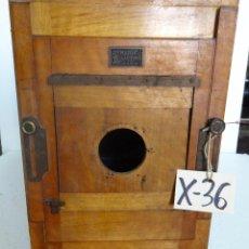 Antigüedades: LINTERNA MÁGICA SIGLO XIX - 36. Lote 42971857