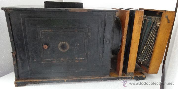 Antigüedades: LINTERNA MÁGICA SIGLO XIX - XXX 036 - Foto 10 - 42971857