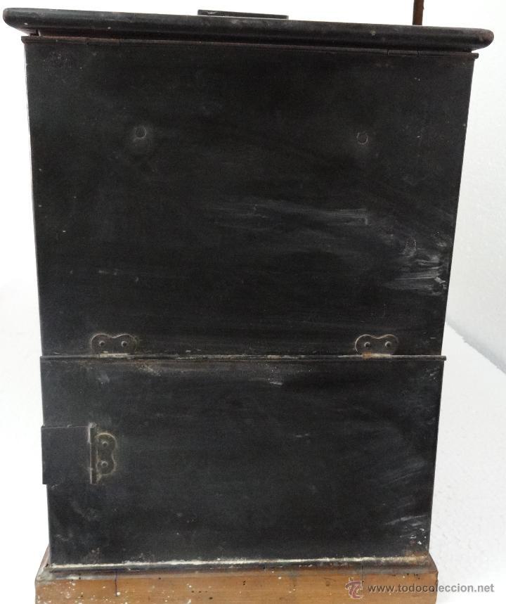 Antigüedades: LINTERNA MÁGICA SIGLO XIX - XXX 036 - Foto 12 - 42971857