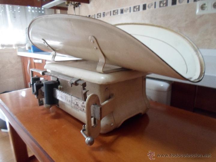 Antigüedades: ANTIGUA BASCULA DE FARMACIA - Foto 11 - 32120024