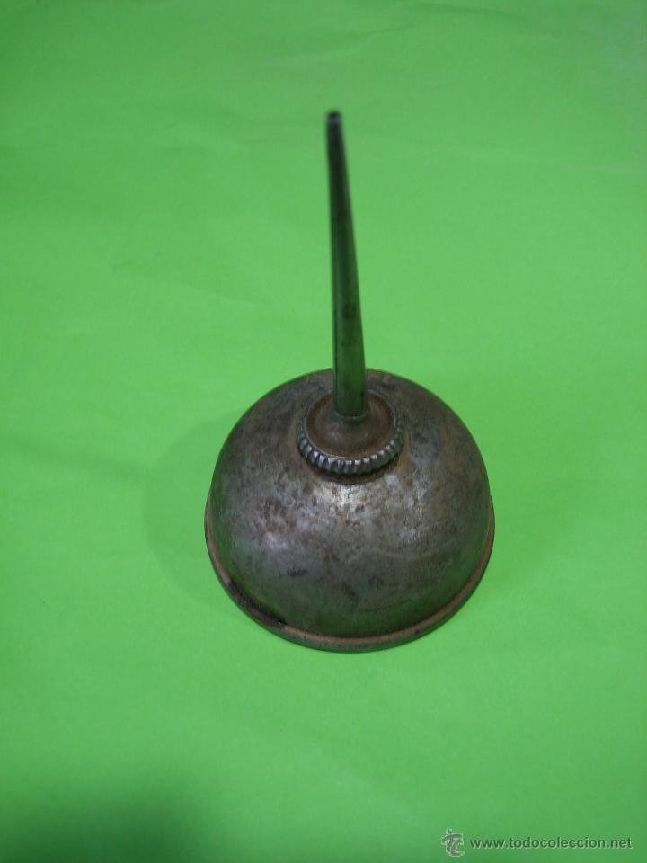 ACEITERA REFRAY PARA MAQUINA DE COSER (Antigüedades - Técnicas - Máquinas de Coser Antiguas - Refrey)