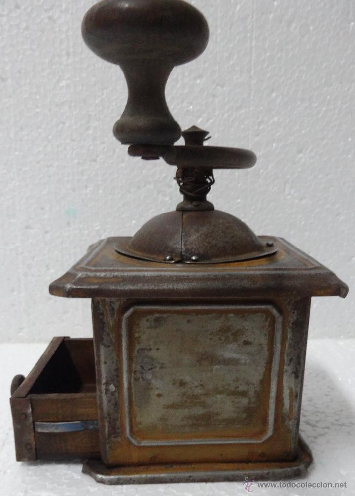 Antigüedades: MOLINILLO DE CAFÉ PEUGEOT - XXX 951 - Foto 3 - 43842824
