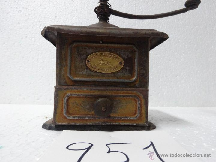 Antigüedades: MOLINILLO DE CAFÉ PEUGEOT - XXX 951 - Foto 7 - 43842824