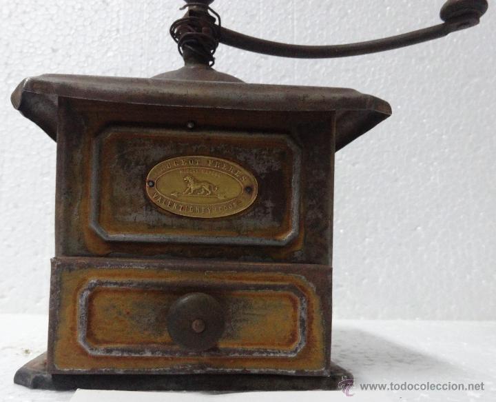 Antigüedades: MOLINILLO DE CAFÉ PEUGEOT - XXX 951 - Foto 8 - 43842824