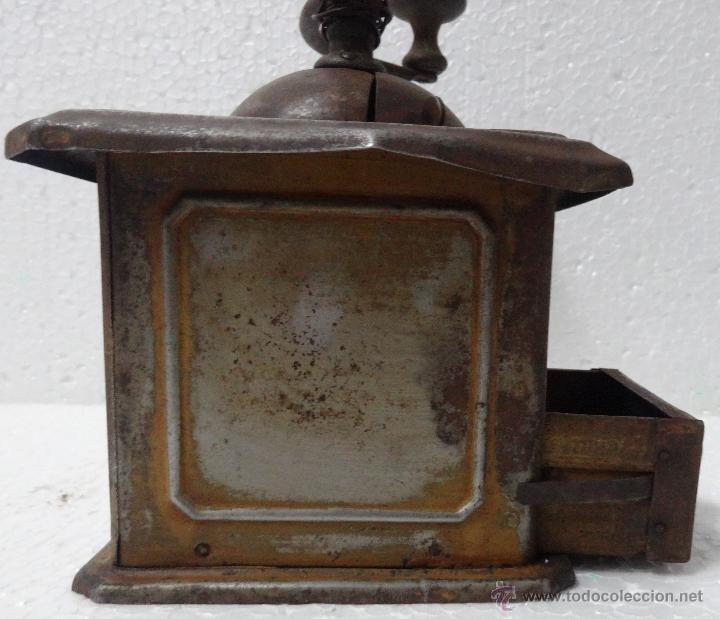Antigüedades: MOLINILLO DE CAFÉ PEUGEOT - XXX 951 - Foto 10 - 43842824