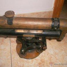 Antigüedades: BONITO TEODOLITO ANTIGUO DEL 1836. Lote 45361529