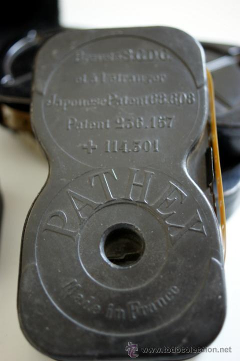 Antigüedades: ESTUCHE CONTENIENDO SEIS PELICULAS PATHEX - Foto 4 - 45400244