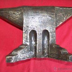 Antigüedades: YUNQUE. Lote 45419525
