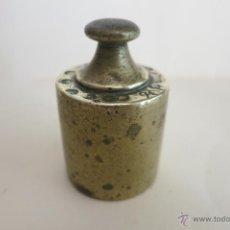 Antigüedades: PESA ANTIGUA DE 200 GRAMOS 90. Lote 45534910