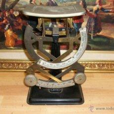 Antigüedades: ANTIGUA BALANZA DE CORREOS. Lote 45546811