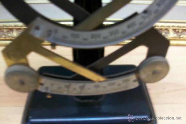 Antigüedades: ANTIGUA BALANZA DE CORREOS - Foto 4 - 45546811