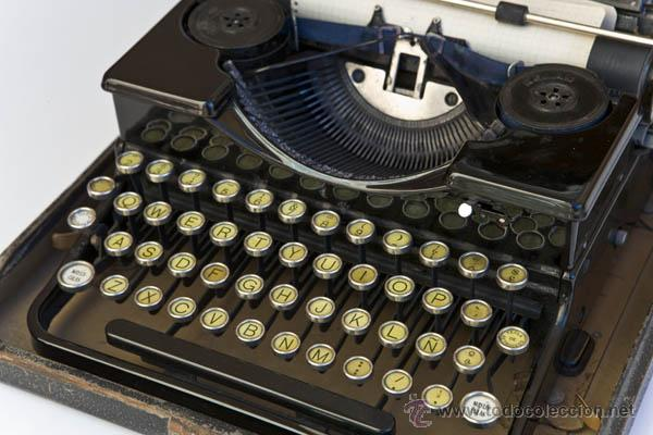 Antiquitäten: Maquina de escribir Royal Mini - Foto 2 - 45547314