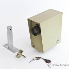 Antigüedades: CÁMARA BOLEX 525 XL BLINDADA. Lote 45547817
