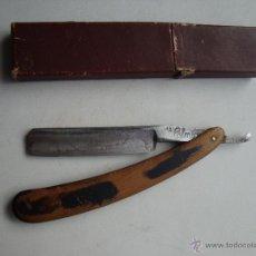 Antigüedades: NAVAJA DE AFEITAR MARCA PALMERA Nº 11. Lote 45848946