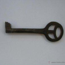 Antigüedades: LLAVE DE HIERRO 6,10 CM. Lote 45922365