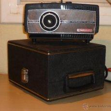 Antigüedades: SUPER 8 INSTANT FILMLOOP PLAYER TECHNICOLOR FUNCIONANDO ( MUDO) PARA PELICULAS CASSETTE CARTUCHO. Lote 45923388