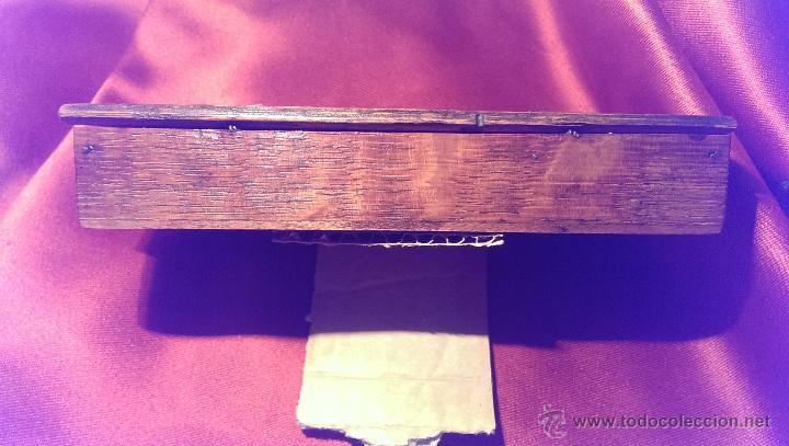 Antigüedades: BALANZA DE PRECISION FINALES DEL XIX PRINCIPIOS XX, MUY BUEN ESTADO, FUNCIONAL - Foto 6 - 45949756
