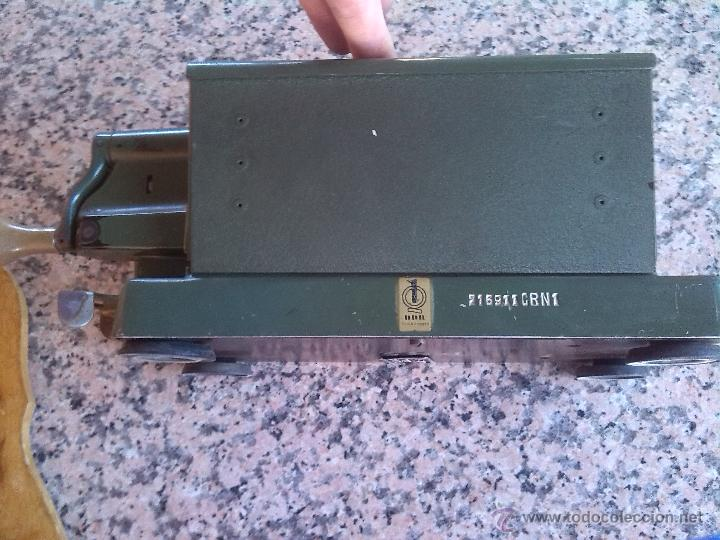 Antigüedades: antigua calculadora triumphator. - Foto 7 - 46093461