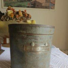 Antigüedades: MEDIDA PARA LIQUIDOS DE DOBLE LITRO. Lote 46106491