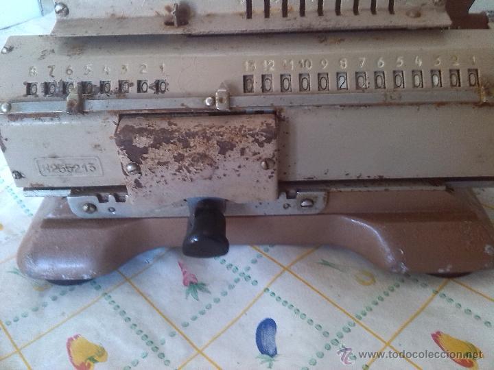 Antigüedades: antigua calculadora feliks - Foto 2 - 46134095