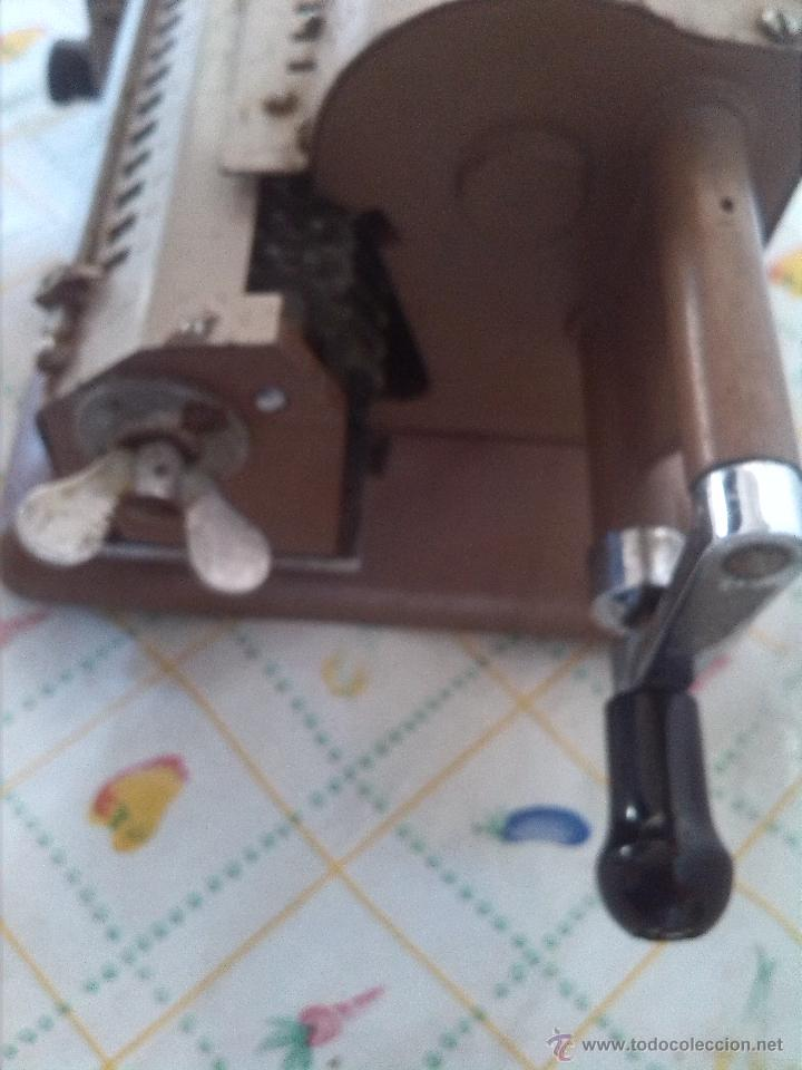 Antigüedades: antigua calculadora feliks - Foto 4 - 46134095