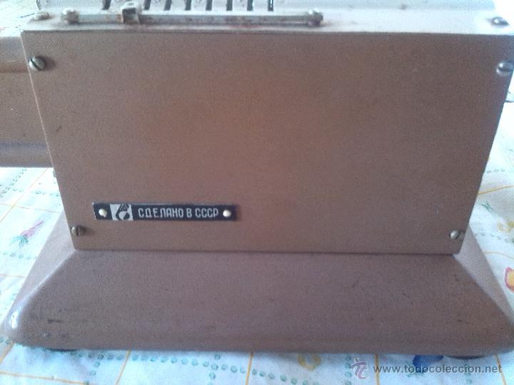 Antigüedades: antigua calculadora feliks - Foto 5 - 46134095
