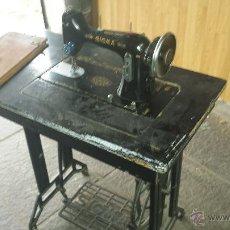 Antigüedades: MAQUINA DE COSER SIGMA MODELO A. Lote 46204416