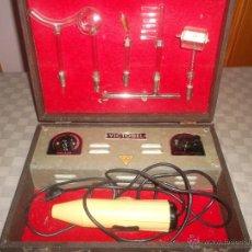 Antigüedades: MALETIN MEDICO COMPLETO ANTIGUO. Lote 46240015