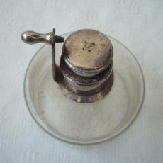 Antigüedades: MECHERO, QUEMADOR PORTATIL DE USO MEDICO. SIGLO XIX.. Lote 46263098